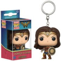 DC Wonder Woman Pocket Pop! Keychain - Woman Gifts
