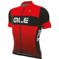 Ale R-EV1 Rumbles Jersey - Black/Red - M - Black/Red