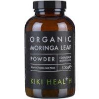 KIKI Health Organic Moringa Leaf Powder 100g
