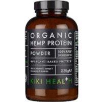 Proteína de cáñamo orgánico en polvo de KIKI Health 235 g