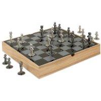 Umbra Buddy Chess Set - Natural