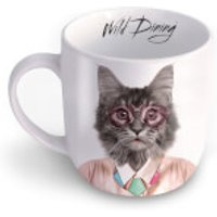 Wild Dining Courtney Cat Mug