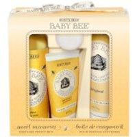 Burts Bees Baby Bee Sweet Memories Gift Set with Keepsake Photo Box