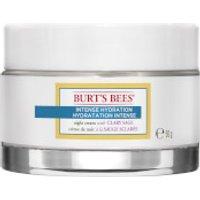 Burts Bees Intense Hydration Night Cream 50g