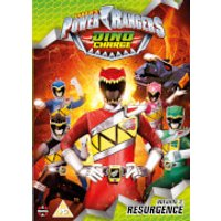Power Rangers Dino Charge Resurgence (Volume