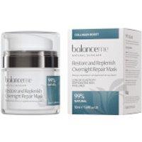 Balance Me Restore and Replenish Overnight Repair Mask 50ml