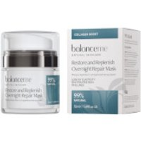 Balance Me Restore and Replenish Overnight Repair Mask 50ml