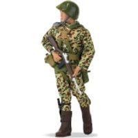 Action Man Paratrooper Figure