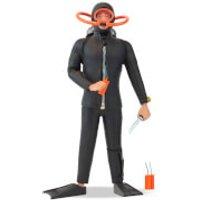 Action Man Scuba Diver Figure