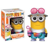 Despicable Me 3 Jerry Tourist Pop! Vinyl Figure - Despicable Me Gifts