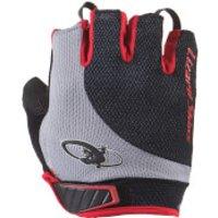 Lizard Skins Aramus Elite Gloves - Jet Black/Crimson - M - Black/Red