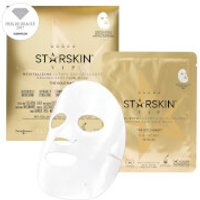 STARSKIN The Gold Mask VIP Revitalizing Luxury Coconut Bio-Cellulose Second Skin Face Mask