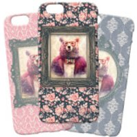 Bear Phonecase - iPhone 5c - Regal Pink