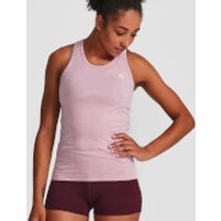 IdealFit Seamless Vest Tank Top - Pink - XL - Pink