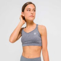 M - Core Sports Bra - Grey