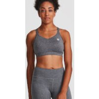IdealFit Core Sports Bra - Grey - XS - Grey