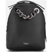 Fiorelli Womens Anouk Small Backpack with Chain - Black