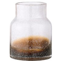 Bloomingville Ombre Effect Glass Vase