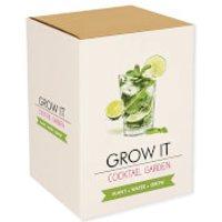 Grow It Cocktail Garden