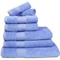 Restmor 100% Egyptian Cotton 7 Piece Supreme Towel Bale Set (500gsm) - Cobalt Blue