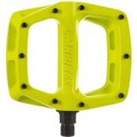 DMR V8 Flat Pedal V2 - Yellow