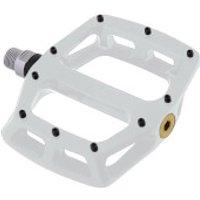 DMR V12 Magnesium Flat Pedal - 9/16  - White