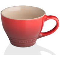 Le Creuset Stoneware Grand Mug - 400ml - Cerise
