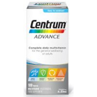 Centrum Advance Multivitamin Tablets - (100 Tablets)