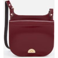 The Cambridge Satchel Company Womens Conductors Bag - Oxblood Patent
