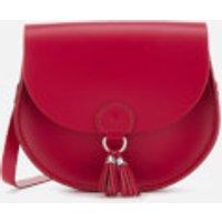 The Cambridge Satchel Company Womens Tassel Bag - Crimson