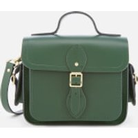 The Cambridge Satchel Company Womens Traveller Bag with Side Pockets - Racing Green