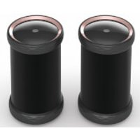 T3 Volumising 1.25 Inch Hot Rollers Luxe (2 Pack)