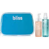 bliss Triple Oxygen Cleanser Toner Duo (Worth 45.00)