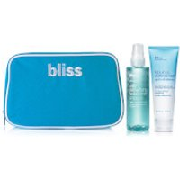 bliss Fabulous Make Up Cleanser Toner Duo (Worth 45.00)