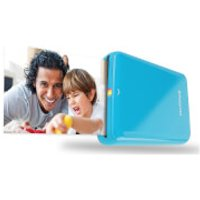 Polaroid Zip Bluetooth Instant Mobile Printer - Blue - Mobile Gifts