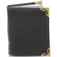Polaroid Leatherette Photo Album (For 2x3 Inch Film/Paper) - Black - Accessories Gifts