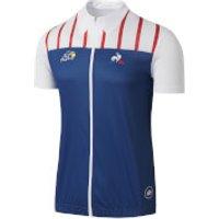 Le Coq Sportif Tour de France Dedicated Jersey 2017 - Blue/White - M - Blue/White