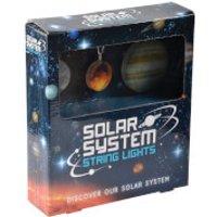 Solar System String Lights