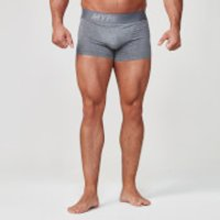 Sport Boxers - S - Charcoal/Charcoal