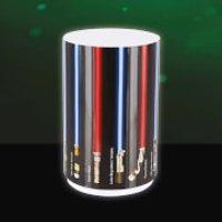 Mini Lámpara Sable de Luz Star Wars - Negro
