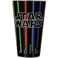 Star Wars Lightsaber Glass - Black