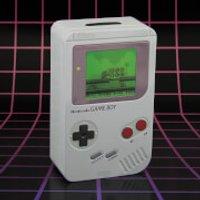 Hucha Nintendo Game Boy