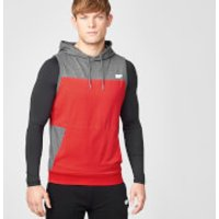 Superlite Sleeveless Hoodie - XXL - Red