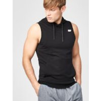Superlite Sleeveless Hoodie - L - Black