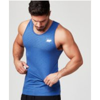Seamless Tank - XL - Navy