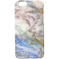 Marble Texture Phone Case for iPhone and Android - Blue Marbles - Samsung Galaxy S7 - Blue Marble 8