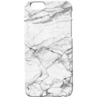 Marble Texture Phone Case for iPhone and Android - White Marbles - iPhone 7 Plus - White Marble 3