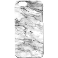Marble Texture Phone Case for iPhone and Android - White Marbles - iPhone 7 - White Marble 5