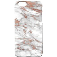 Marble Texture Phone Case for iPhone and Android - Gold Marbles - iPhone 7 - Gold Marble 3 - Marbles Gifts