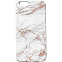 Marble Texture Phone Case for iPhone and Android - Gold Marbles - iPhone 6/6s - Gold Marble 4 - Marbles Gifts